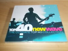 Top 40 New Wave - The Ultimate Collection  2CDs  NEU  (2016)