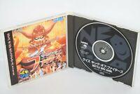 QUIZ KING OF FIGHTERS Ref/ccc Neo Geo CD Neogeo SNK Japan nc