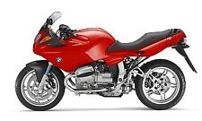 BMW R1100S rouge Breaking. Front Pneu ((Web stock))