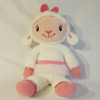 "Disney Doc McStuffins 24"" LAMBIE the Lamb Plush Stuffed Animal Toy Doll"