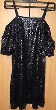 Motel Rocks Ringo Navy Sequin Dress BNWT Size: Small