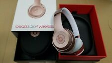 Beats by Dr. Dre Solo3 Wireless On the Ear Headphones - Rose Gold