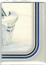 EDDIE LACK CANUCKS 2013-14 ITG BETWEEN THE PIPES HE SHOOTS - HE SAVES #EL9
