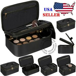 NEW Professional Makeup Bag Cosmetic Case Storage Handle Organizer Artist Travel