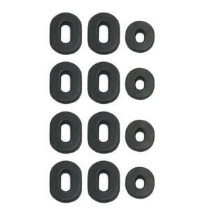 Side Cover Grommet For Honda CB/CL/SL/XL100 CB/CT/SL/TL/XL125 CB200/500/550/750