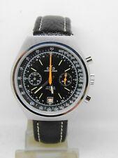 "chronographe ""MEISTER ANKER"" mouvement 7734,vintage chrono vers 1970"