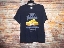 Twinkies RIP NEVER Forget 1930-2012 T Tee Shirt Size Large L Black RARE!