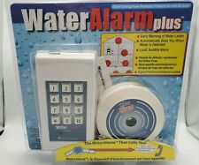 Control Products Water Alarm Plus Homesitter Protected Home