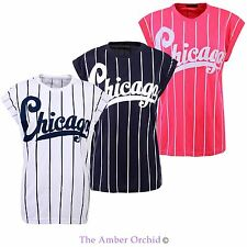 Striped Crew Neck Other Women's Tops