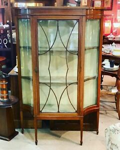 Early French Empire Vitrine / Display Cabinet