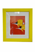 Butterflyfish Framed Print. Australian Marine, Nautical, Australian Made