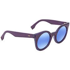 f5adc32f8b28 Fendi Blue Sunglasses for Women for sale