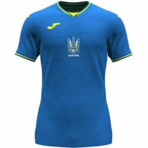 Ukraine NEW Jersey Euro 2021 Away Football Soccer Original RARE Shirt Size S