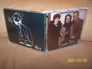 Motorpsycho CD Demon Box