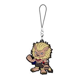 Digimon Adventure Anime Swing Mascot Vol.2 PVC Keychain Charm ~ Leomon @11312