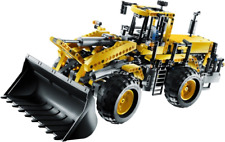 LEGO TECHNIC FRONT LOADER 8265 100% Complete VGC WITH UNUSED STICKER SHEET