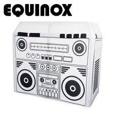 Equinox cabina de DJ boom Box Diseño lycra Paño para Equinox/gorilla