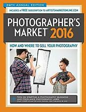 2016 Photographer's Market by Bostic, Mary Burzlaff