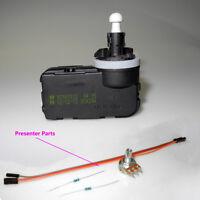 Auto Headlight Adjustment Motor Linear Servo Gear Motor Mini Linear Actuator FY