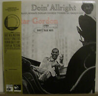 Dexter Gordon/Doin' Allright/Blue Note/BST84077/Mint/DMM