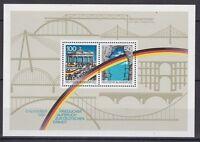 BRD 1990  postfrisch MiNr. Block 22    9. November 1989