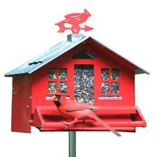 New listing Perky-Pet Red Squirrel-Be-Gone Ii Country Style Wild Bird Feeder - 8 lb New