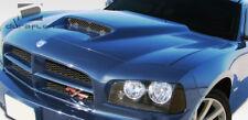 2006-2010 Dodge Charger Duraflex Ram Air Hood 104853
