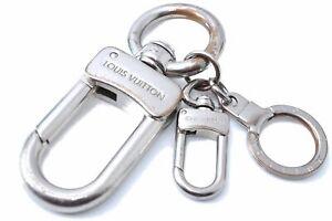 Authentic Louis Vuitton Anokre Muskton XL Charm Key Chain Gold M65053 LV E3382