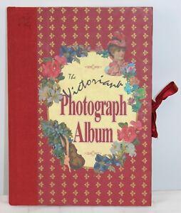 Montague House Victoriana Photo Album book HardCover