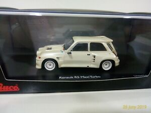 Renault 5 maxi Turbo Schuco ProR 1/43 ( gt turbo williams rs sport)