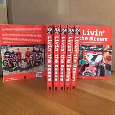 motocross book, Livin' the Dream by Andy Gee