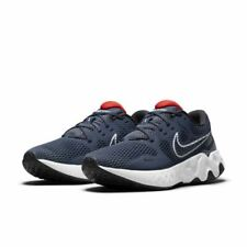 Nike Renew Ride 2 Running Shoes Blue Red Cu3507-405 Men's New