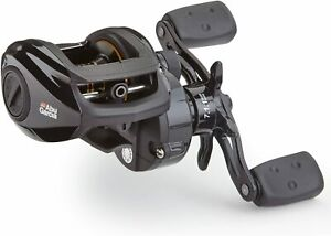 Abu Garcia Pro Max Low Profile BaitCasting Fishing Reel, PMAX3-L