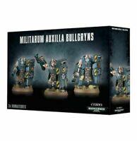 Games Workshop Warhammer 40K Astra Militarum Auxilla Bullgryns Ogryns
