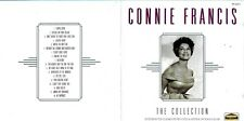 Connie Francis cd album - The Collection 18 songs