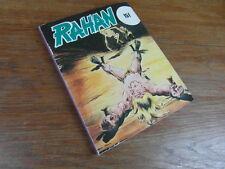 RAHAN ALBUM RECUEIL EDITEUR 21 22 23 E.O. 1977 TRES BEL ETAT