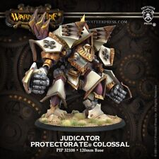 Protectorate of menoth Judicator Revelator Colossal warjack warmachine pip32108