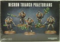 Triarch Praetorians Necron Necrons Warhammer 40K NIB Flipside