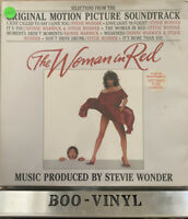 The Woman In Red Film Soundtrack OST Vinyl LP Record ZL72285 Stevie Wonder EX