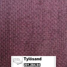 IKEA Tylösand Bezug für die Recamiere rechts in Rephult purpur  201.284.94