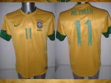 Brazil Brasil Nike 11 NEYMAR Football Soccer Shirt Jersey Adult XXL PSG Top