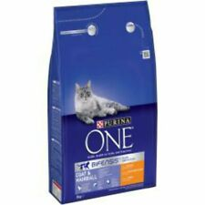 More details for purina one dry cat food hairball chicken 800g or 3kg