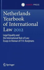 Netherlands Yearbook of International Law 2012: Legal Equality and the
