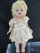 "Story Book Dolls California Nancy Ann ""Muffie"" Doll 7 1/2 Inches All Original"