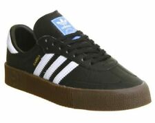 Chaussures noirs adidas pour femme