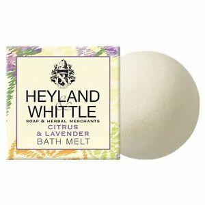 Heyland & Whittle Citrus and Lavender Bath Melt