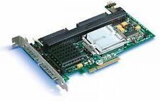 Intel SRCU42E PCI-E Ultra320 SCSI RAID Card 128MB BBU