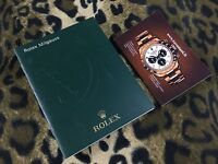 ROLEX BOOKLET LIBRETTO MILGAUSS ENGLISH ENG 2011 116400GV 116400