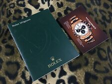 ROLEX BOOKLET LIBRETTO MILGAUSS ENGLISH ENG 2001 116400GV 116400