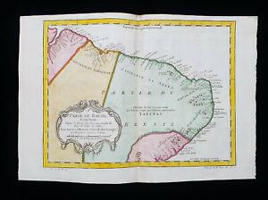 1754 J.N. BELLIN: SOUTH AMERICA, BRAZIL, BRASIL, RIO GRANDE DO SUL, FORTALEZA...